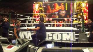 WWE Before The Show