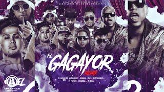 El Mayor Clasico - El Gagayor (Remix) [Official Audio]