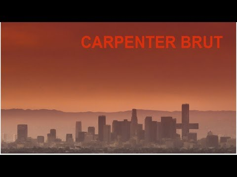 Carpenter Brut - Run, Sally, Run!