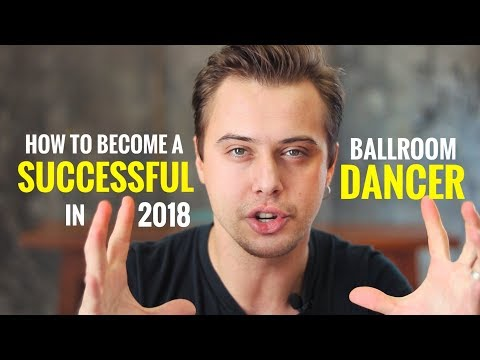 How to be Successful Ballroom Dancer