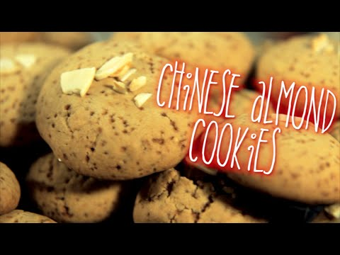 Chinese Almond Cookies | Rule of Yum recipe