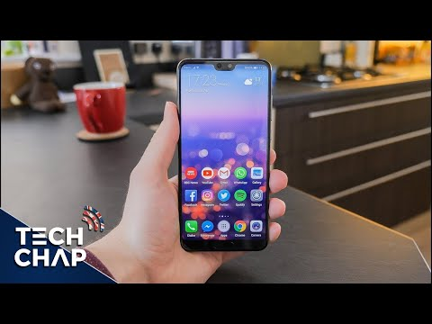 Top 10 ESSENTIAL Huawei P20 & P20 PRO Tips! | The Tech Chap