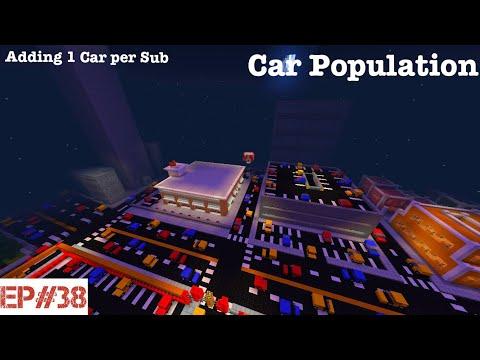 Building A City   #38   Car Population