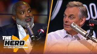 Kawhi should join Clippers, talks KD's decision to leave Warriors — Cuttino Mobley | NBA | THE HERD