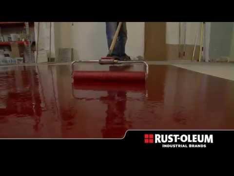 Rust-Oleum® Industrial- Heavy Metal Decorative Floor Coating