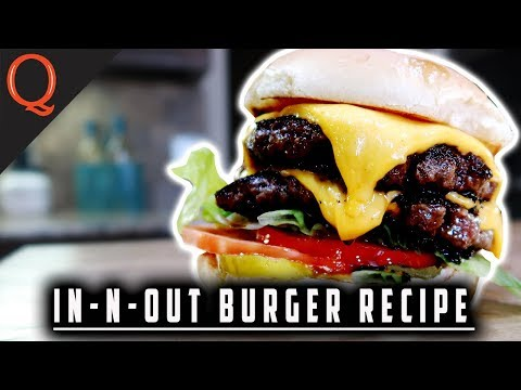 How to Make an In-n-Out Burger