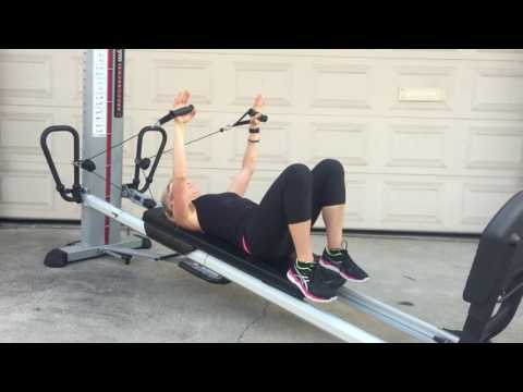 Get Your Sexy Flat Belly Back After Pregnancy – Part 2: Video 2