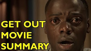 Movie Spoiler Alerts - Get Out (2017) Video Summary