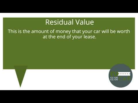 Residual Value