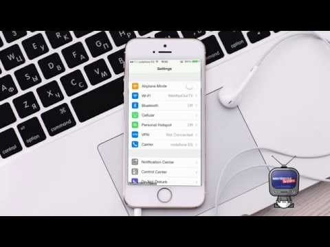 How To Setup DNS for iPhone