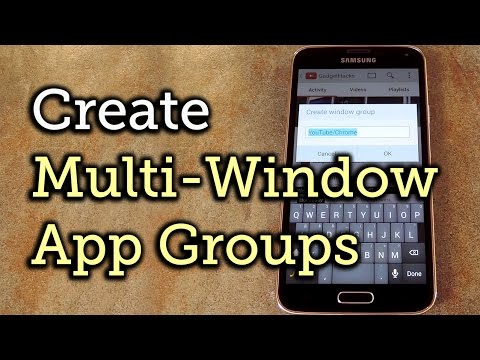 Open Two Apps Simultaneously in Multi-Window Mode - Samsung Galaxy Device [How-To]