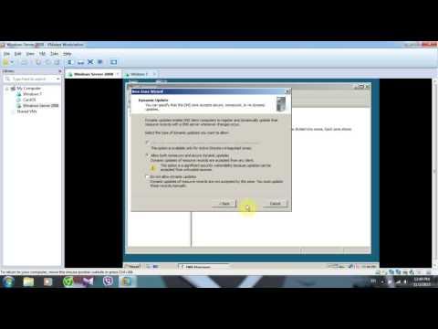 SETTING DNS SERVER IPv6