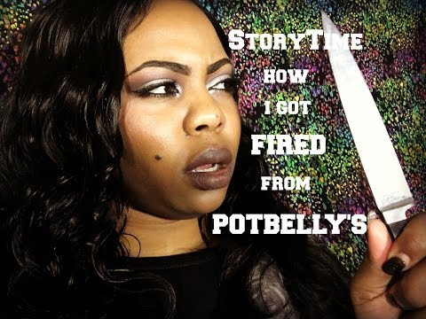 Story-Time: How I got Fired from Potbelly's