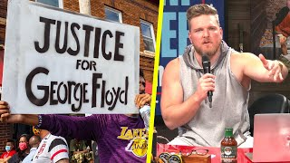 Pat McAfee's Thoughts On The George Floyd Situation