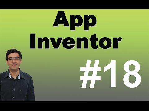 aula 6368 app inventor   Novo projeto Quiz Perguntas e Respostas acesso aleatorio Random