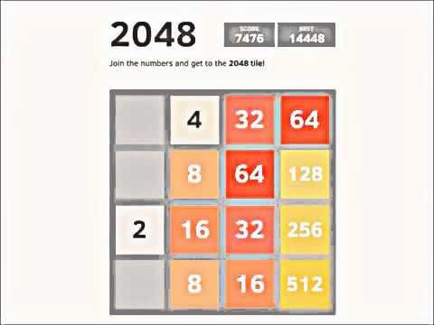 نسخة من 2048 Three Simple Tricks to Win 2048 Tile Puzzle Game