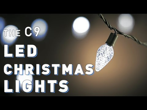 LED Christmas Lights | Pro Christmas™ | LED C9