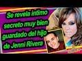 El hijo menor de Jenni Rivera crea polémica con lNTIM0 secreto que se reveló