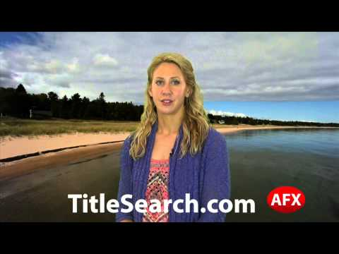 Property title records in Arenac County Michigan   AFX