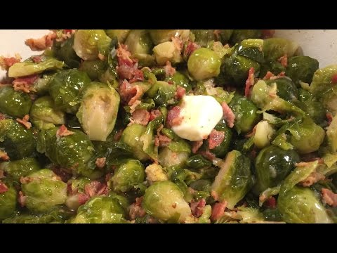 Brussel Sprouts!