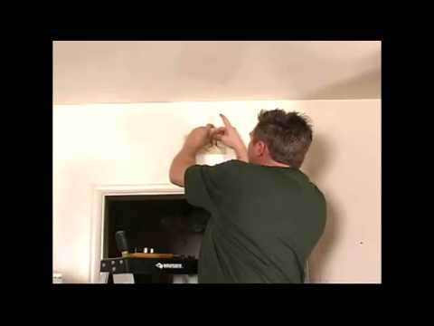 Preparing the Bell Wires When Installing a Doorbell