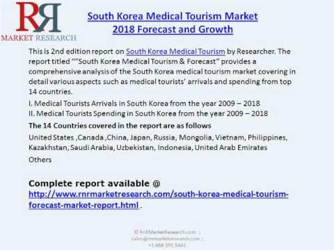 South Korea Medical Tourism Market 2018 Forecast and Growth