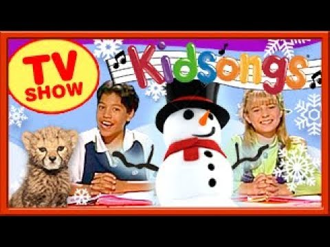Frosty, Rudolph, Purple People Eater & Friends! | All About Animals | Kidsongs TV Show | 35 Minutes