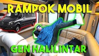 ATTA RAMPOK MOBIL GEN HALILINTAR !!!