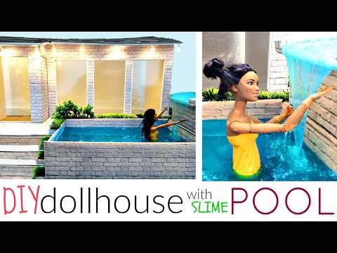 DIY: dollhouse with pool (pt. 1)
