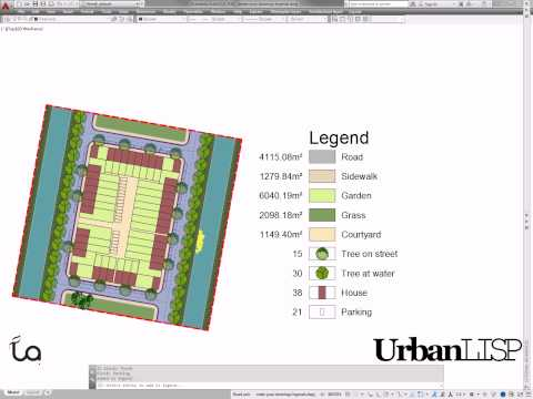 Make Your Dawing a Legend AutoCAD Tutorial