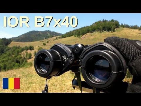 KOMZ (Baigish) БПО (BPO) 7x30 | Russian Army Binoculars | Красная звезда