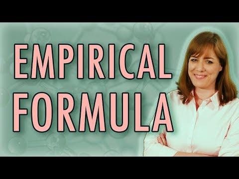 Empirical Formula  | Chemistry | Homework Help