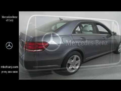 Used 2016 Mercedes Benz E Class Cary For Sale NC ZP21158