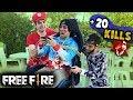 1 KILL = 15 VUELTAS EN LA SILLA DE FREE FIRE *épico* | CRACKS