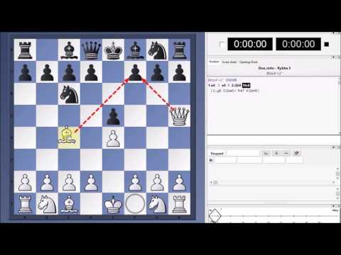 3. Chess Attack for beginners Tagalog/ Filipino Tutorial