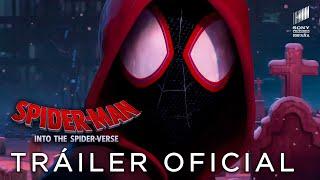 Spider man Un Nuevo Universo Teaser Triler Oficial En Cines Navidades 2018