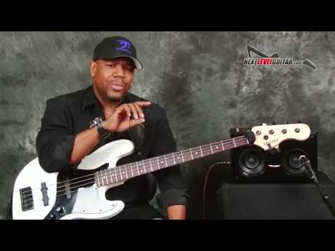 Learn Bass guitar with Bass Guitar Master Class blues lesson tips tricks walking lines and more