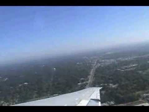 Delta Air Lines Flight - Atlanta to Detroit - Part #1
