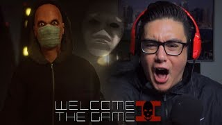 I WAS BEING STALKED THIS WHOLE EPISODE (SO CREEPY) | Welcome To The Game 2 [4]