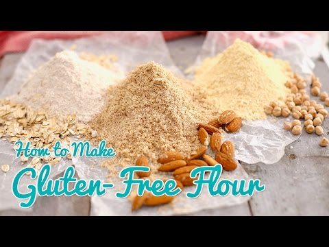 How to Make GLUTEN-FREE FLOUR - Gemma's Bold Baking Bootcamp Ep 3
