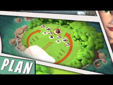 Boom Beach Official Android Launch Trailer