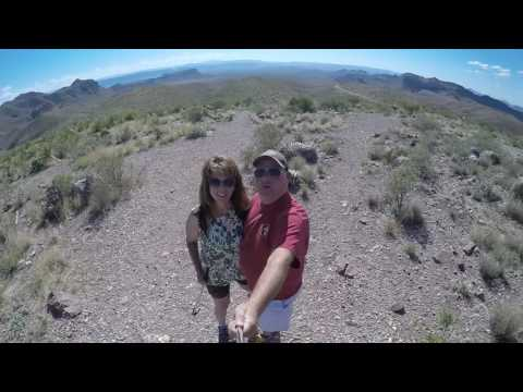 Big Bend Vacation on Gopro