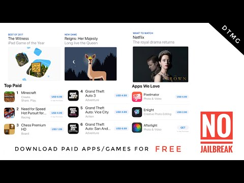 How To Download Paid Games/Apps For Free On iPhone/iPad/iPhone