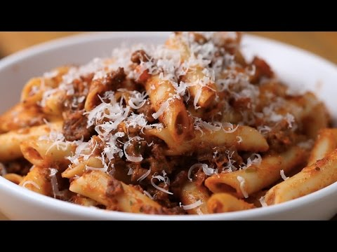 Creamy Sausage Bolognese