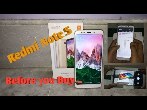 Xiaomi Redmi Note 5 Unboxing and Hand On !! Pros and Cons , See Before you Buy .... 😊😊