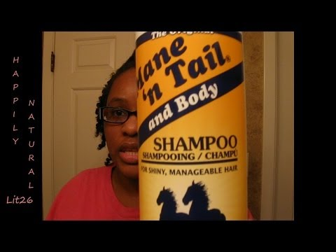 SHAMPOO IS THE DEVIL!