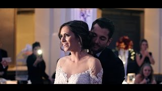 Coolest First Dance EVER!!