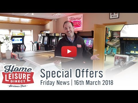 Special Offers|  Friday News 16th March 2018
