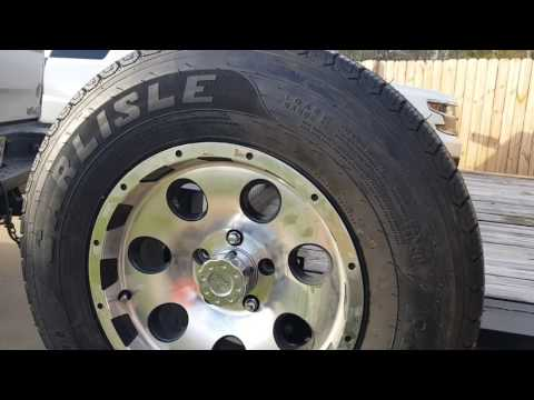 Trailer Tire Selection