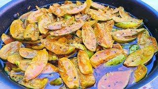 काचरी का स्वादिष्ट अचार🙏Delicious pickle of kachri/kachre/kachra